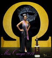 Miss Omega 2014 Pageants at UCA